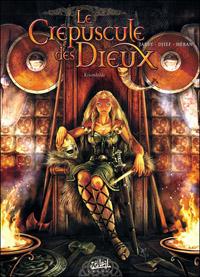 Le crépuscule des dieux: Kriemhilde : Kriemhilde