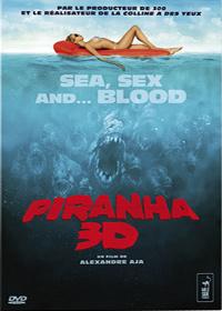 Piranha 3D - Edition Collector - Versions 2D et 3D
