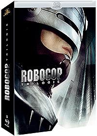 RoboCop - La trilogie - Blu-ray