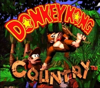Donkey Kong Country - Console Virtuelle