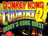 Donkey Kong Country 2 : Diddy's Kong Quest - Console Virtuelle