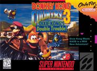 Donkey Kong Country 3 : Dixie Kong's Double Trouble! - Console Virtuelle