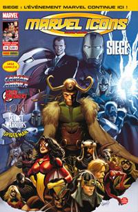 Marvel Icons Hors série 20