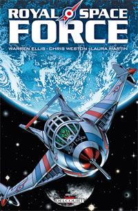 Ministère de l'espace : Royal Space Force