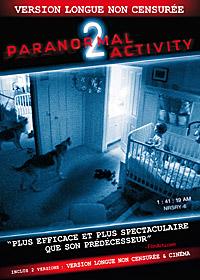 Paranormal Activity 2 - Version longue non censurée