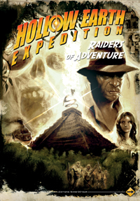 Hollow Earth Expedition : Raiders of adventure