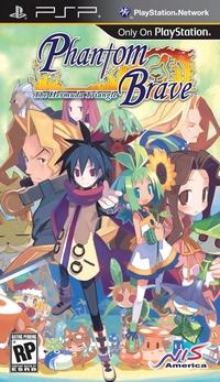 Phantom Brave : The Hermuda Triangle - PSP