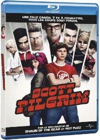 Scott Pilgrim vs. the World : Scott Pilgrim - Blu-ray