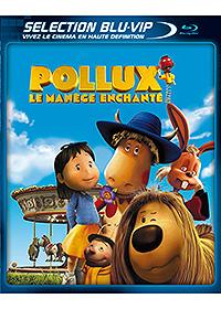 Pollux, le manège enchanté : Pollux - Le manège enchanté Blu-ray + DVD