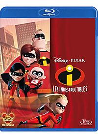Les Indestructibles - Blu-ray Disc