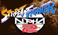 Street Fighter Alpha 2 - PSP