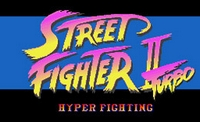 Street Fighter II Turbo : Hyper Fighting - Console Virtuelle