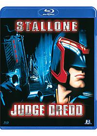 Judge Dredd - Blu-ray Disc
