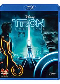Tron : l'héritage : TRON - L'Héritage - Blu-ray Disc