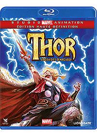 Thor - Légendes d'Asgard : Thor : Les Légendes d'Asgard - Blu-Ray