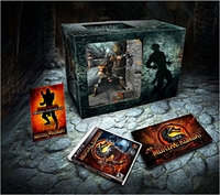 Mortal Kombat - Kollector Edition - XBOX 360