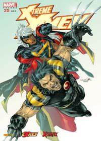 X-TREME X-Men - 25
