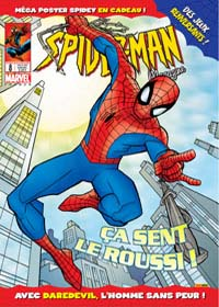 Spider-Man Magazine V2 - 8