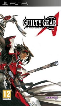 Guilty Gear XX Accent Core Plus - PSP
