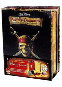 La Malédiction du Black Pearl : Pirates des Caraïbes - La trilogie - Édition Collector