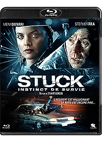 Stuck - Instinct de survie - Blu-Ray