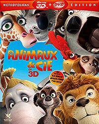 Animaux et Cie : Animaux & Cie Blu-ray 3D + DVD