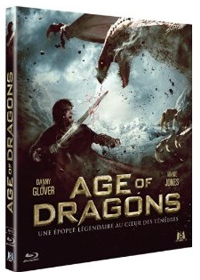 Age of Dragons - Version longue non censurée - Blu-ray