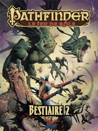 Pathfinder : Bestiaire 2