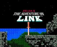 Zelda 2 : The Adventure of Link - Console Virtuelle