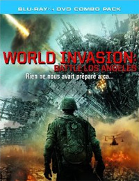 World Invasion: Battle Los Angeles Combo Blu-ray + DVD