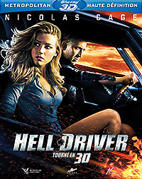 Hell Driver - Blu-ray 3D