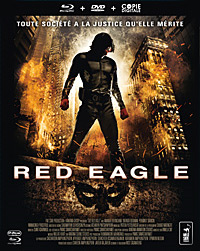 Red Eagle Blu-ray + DVD