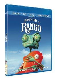 Rango Blu-ray + DVD