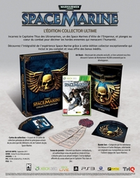 Warhammer 40.000 : Space Marine - Edition Collector Ultime - XBOX 360