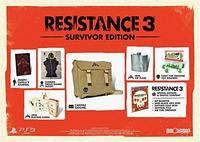 Resistance 3 - Survivor Edition - PS3
