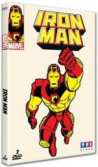 Iron Man - intégrale -DVD