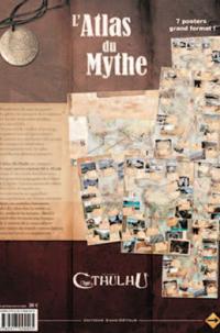 L'appel de Cthulhu 6ème édition : Atlas du mythe