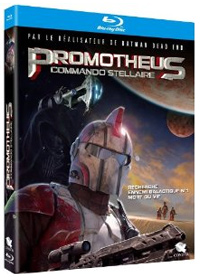 Promotheus - Commando stellaire Blu-Ray