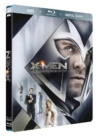 X-Men : Le commencement Blu-ray + DVD + Copie digitale