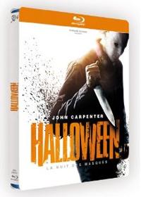 Halloween, la nuit des masques : Halloween - La nuit des masques Blu-ray + DVD - Blu-ray Disc
