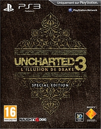 Uncharted 3 : L'Illusion de Drake - Special Edition - PS3