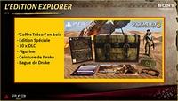 Uncharted 3 : L'Illusion de Drake - Editions Explorer - PS3