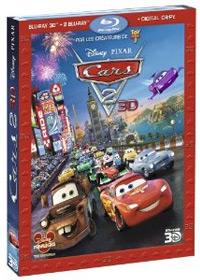 Cars 2 Blu-ray 3D