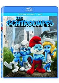 Les Schtroumpfs Blu-ray + DVD