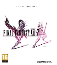 Final Fantasy XIII-2 - Edition Collector - XBOX 360