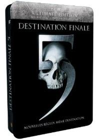 Destination finale 5 - Ultimate Edition boîtier métal Blu-ray + DVD