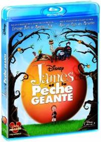 James et la pêche géante - Blu-ray