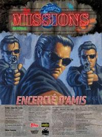 Shadowrun 4ème édition : Mission S03E00 - Encerclés d'amis
