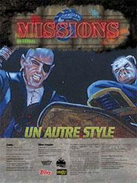Shadowrun 4ème édition : Mission S03E09 - Un autre style