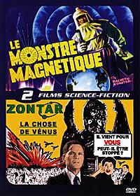 Zontar, la chose de Vénus : 2 films de Science-fiction : Le Monstre magnétique + Zontar, la chose de Venus